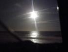 moonlight on sea - G.A.