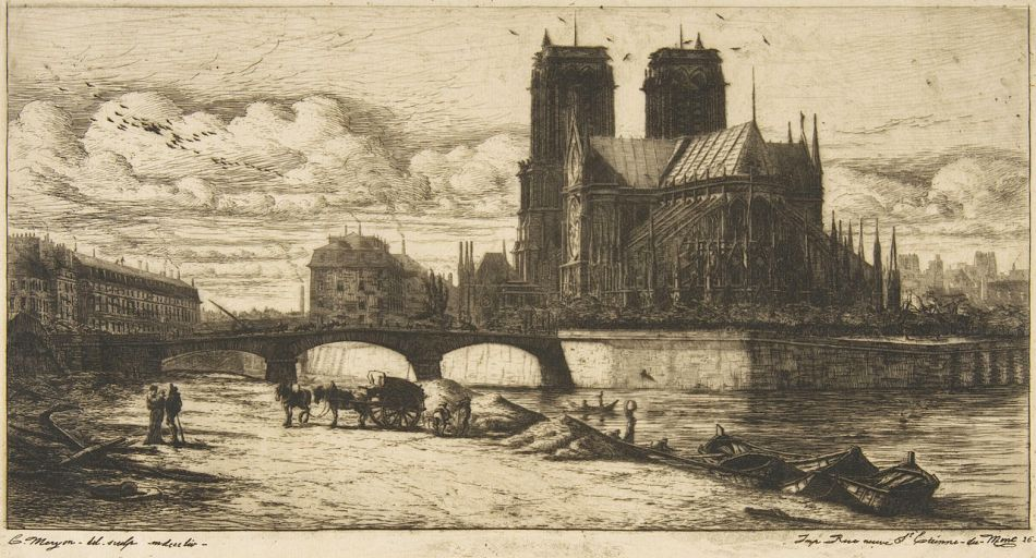 Charles_Meryon,_The_Apse_of_Notre-Dame,_Paris,_1854_II